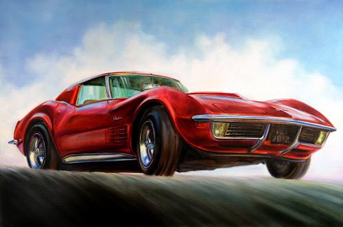Chevrolet Corvette '72