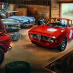 Garage Alfa Romeo GTA