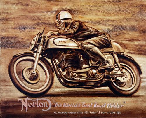 Norton / H.R. Armstrong