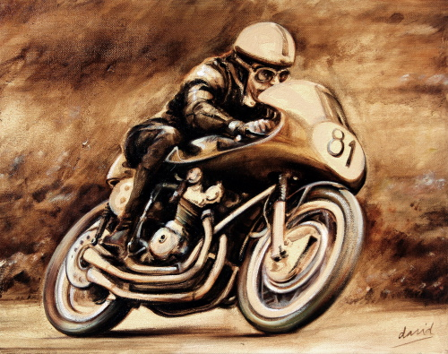 MV Agusta / John Surtees
