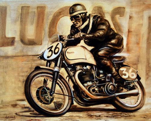 Triumph GP